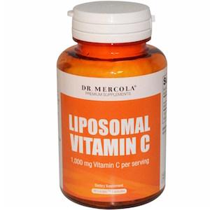 Dr. Mercola, Liposomal Vitamin