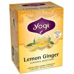 Yogi Tea, Lemon Ginger