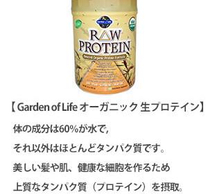 GardenofLife-オーガニック-生プロテイン