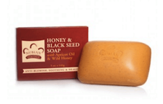 HONEY & BLACK SEED BAR SOAP