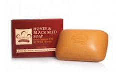 HONEY & BLACK SEED BAR SOAP