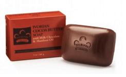 IVORIAN COCOA BUTTER BAR SOAP