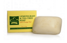 LEMONGRASS & TEA TREE BAR SOAP