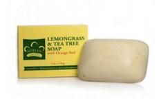 LEMONGRASS & TEA TREE BAR SOAP
