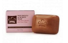 PATCHOULI & BURITI SOAP